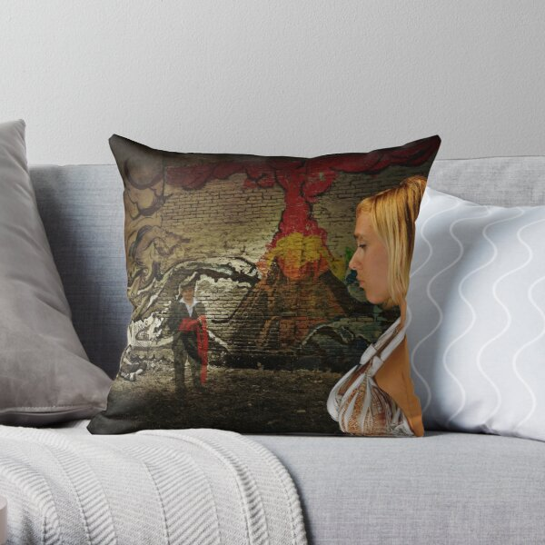 Tango Dreaming Throw Pillow