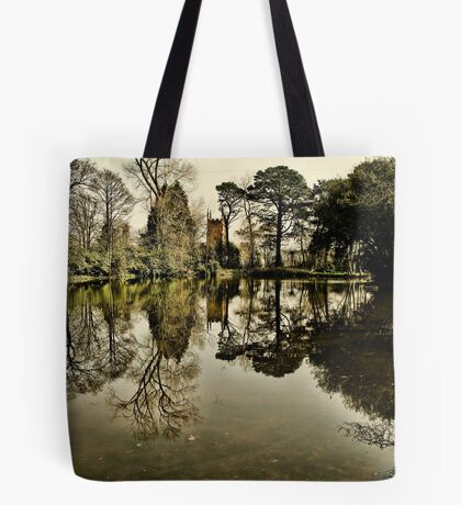 Luscombe Pond Tote Bag