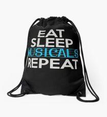 Musical Lover  Opera Play Gift Drawstring Bag