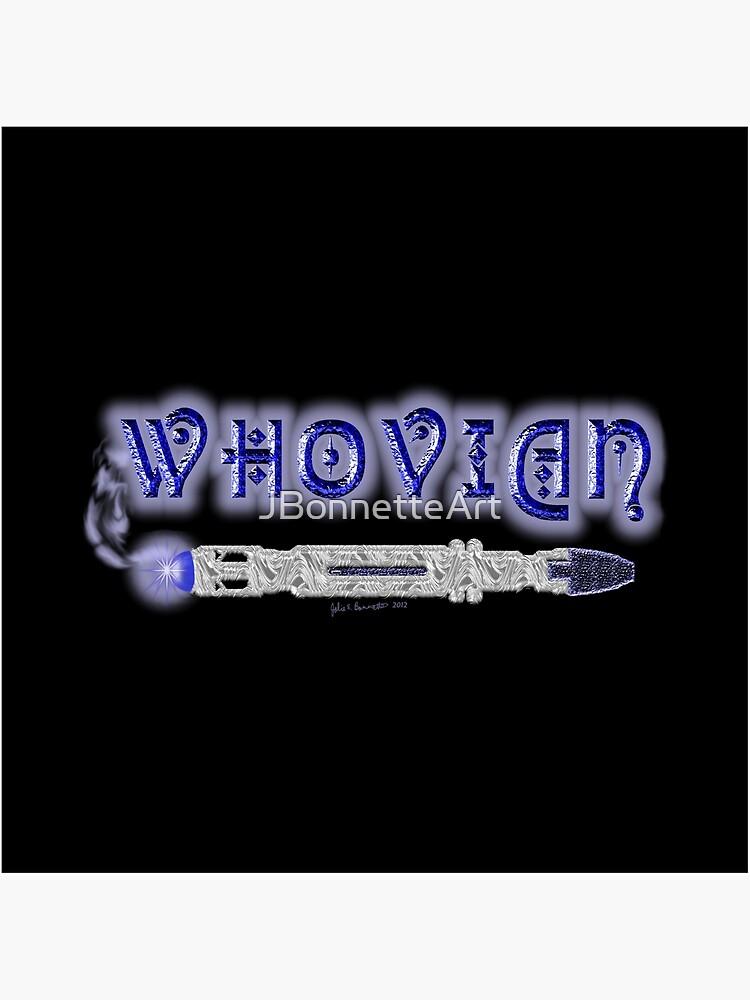 Whovian Screwdriver von JBonnetteArt