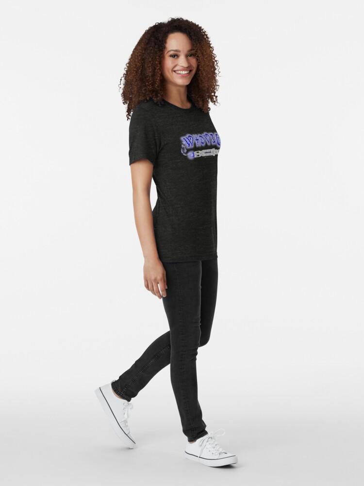Alternative Ansicht von Whovian Screwdriver Vintage T-Shirt