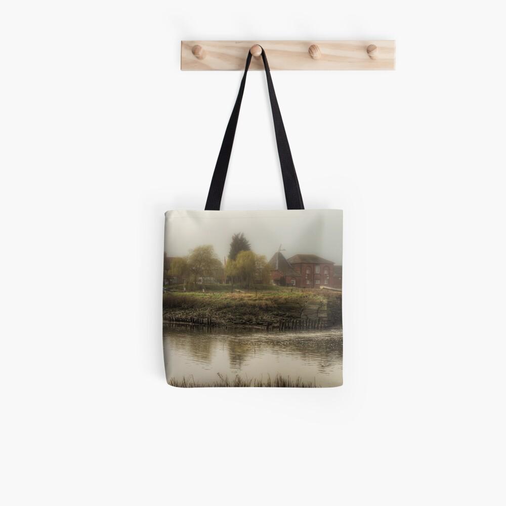 Tidal Watermill Tote Bag