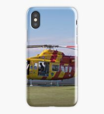 Westpac Rescue helicopter 0001 iPhone Case/Skin