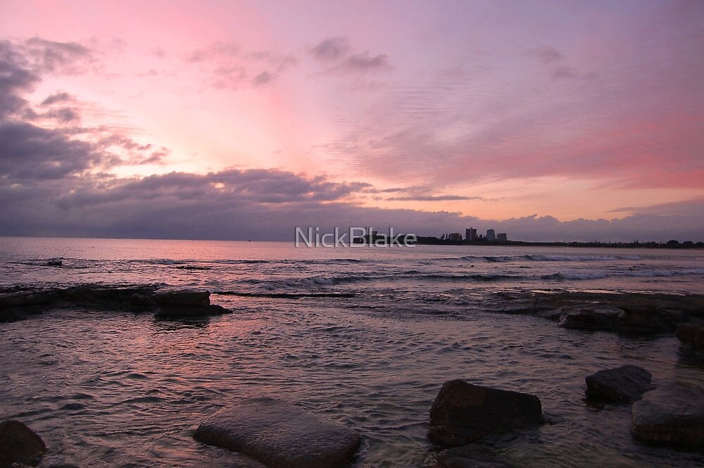 Alexandra Headland by NickBlake