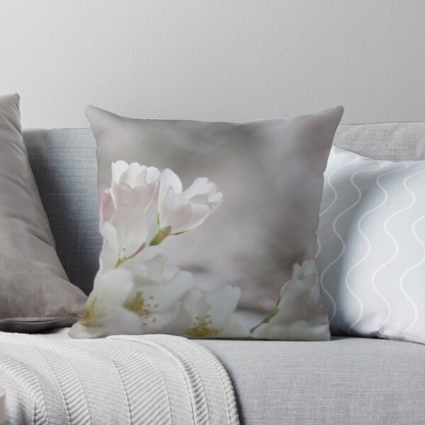 The Glory of Spring 3 Throw Pillow