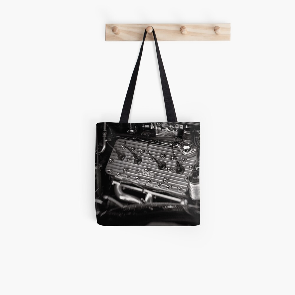 Flat Attack Flat Head Tote Bag