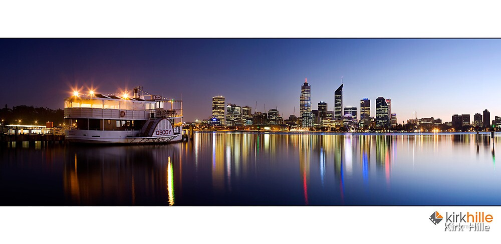 Perth Decoy by Kirk  Hille