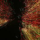 fireworks 26/1/13 by david gilliver