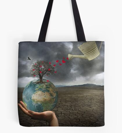Celebrate earth day...everyday! Tote Bag
