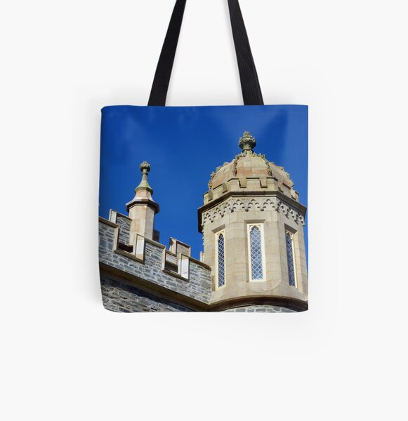 St Columb's Cathedral  All Over Print Tote Bag