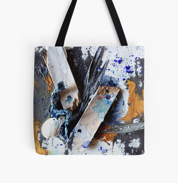 Broken Truth All Over Print Tote Bag