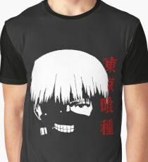 Camiseta gráfica Ken Kaneki
