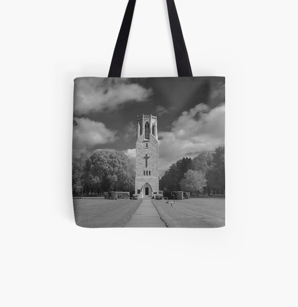 Tower All Over Print Tote Bag