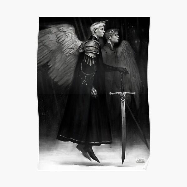 Angels of apocalypse Poster