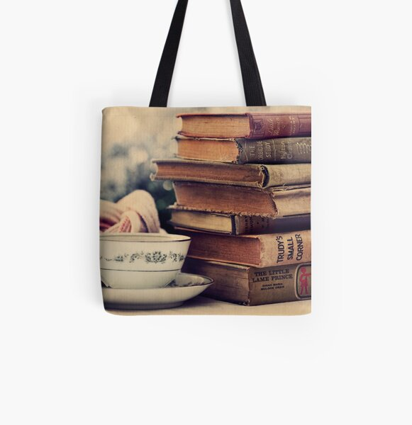 The Best Companions All Over Print Tote Bag