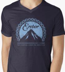 Lonely Mountain Men's V-Neck T-Shirt