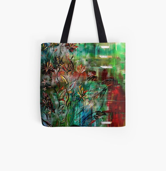Neighour's Garden All Over Print Tote Bag