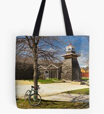 Gimli Lighthouse Tote Bag