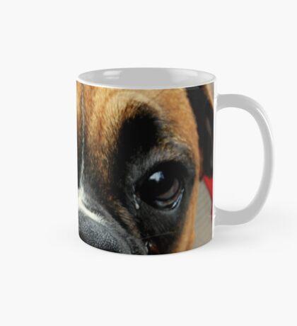 Nicht glücklich - Boxer Dog Series Tasse
