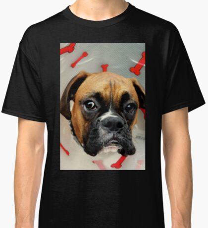 Nicht glücklich - Boxer Dog Series Classic T-Shirt