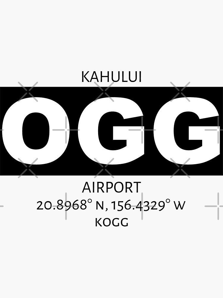 Kahului Airport OGG by AvGeekCentral