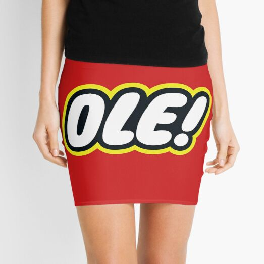 OLE Mini Skirt