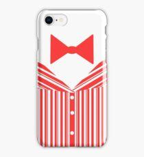 Dapper Dans (Red) iPhone Case/Skin