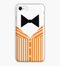 Dapper Dans (Halloween Outfit) iPhone Case/Skin