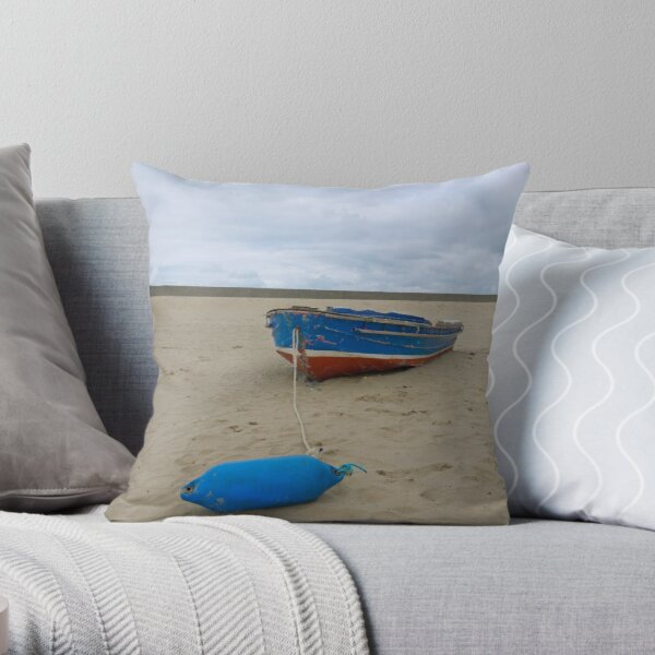 Out of your Depth Throw Pillow