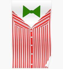 Dapper Dans (Christmas Outfit) Poster