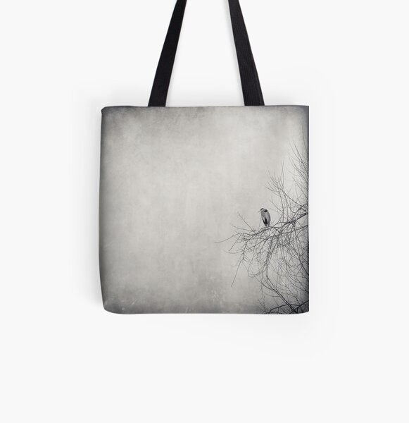 All Alone Again All Over Print Tote Bag