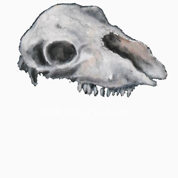 Skull by aristar