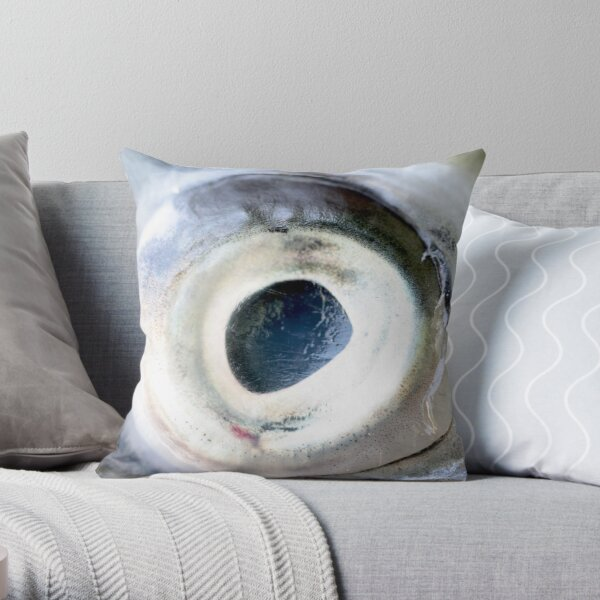 another outlook Throw Pillow
