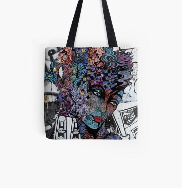 'Discordia' All Over Print Tote Bag