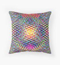 Dyson Sphere Mirage Throw Pillow