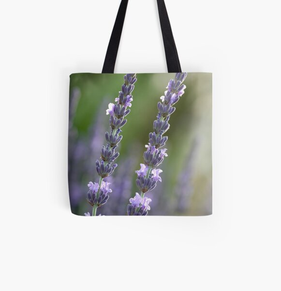 provence couple All Over Print Tote Bag