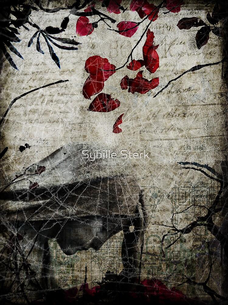 Rain of Rose Petals by MagpieMagic