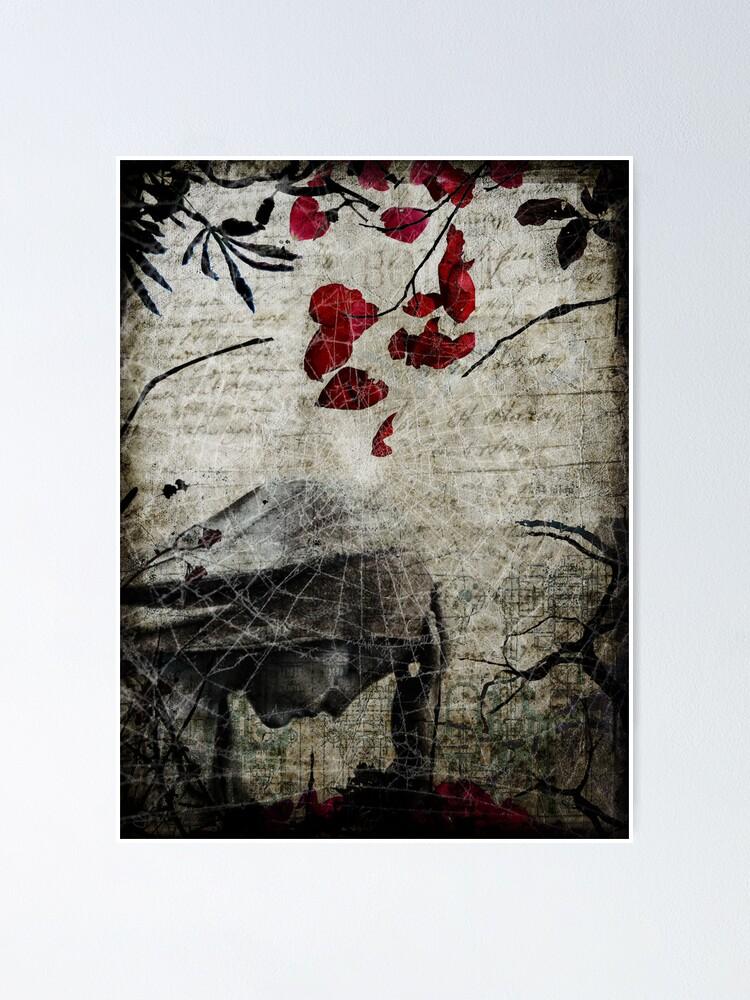 Alternate view of Rain of Rose Petals Poster
