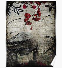 Rain of Rose Petals Poster