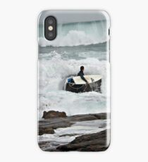 Stuck in the Swell iPhone Case/Skin