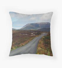Muckish Mountain 2 Throw Pillow