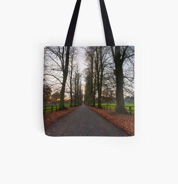 Avenue All Over Print Tote Bag