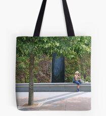 Greenwich Girl Tote Bag