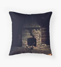If these walls could talk.... Throw Pillow
