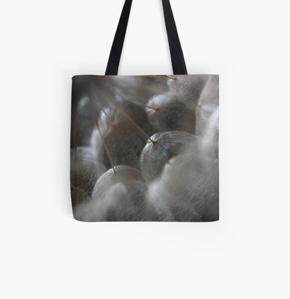 heart's perspective on fragile delimitations All Over Print Tote Bag