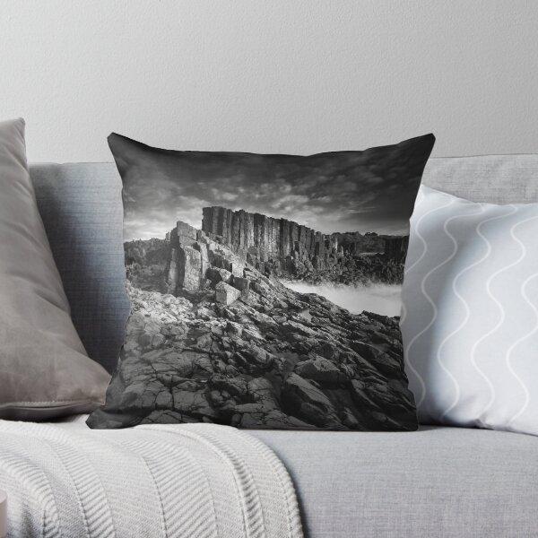 Boneyard Bold Throw Pillow