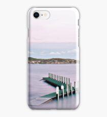 Boat Ramp Jetty iPhone Case/Skin