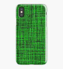 Green, Green, Green, Green iPhone Case/Skin