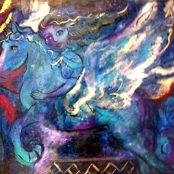 Pegasus by Lornie