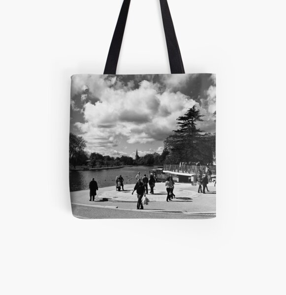 Bancroft Gardens  All Over Print Tote Bag